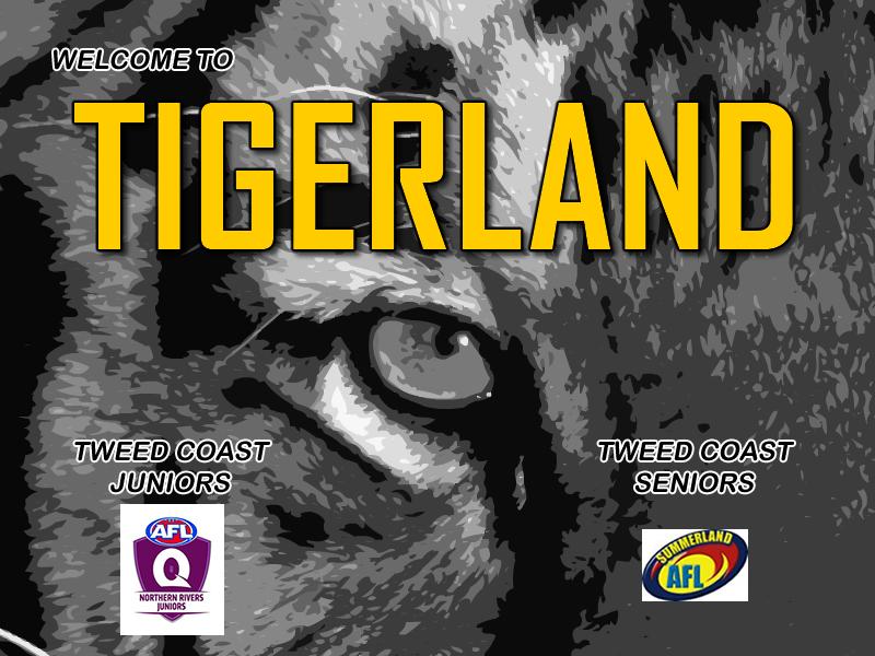 Tweed Coast Tigers Juniors & Seniors AFL Football Club
